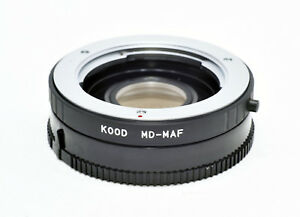 Kood-Minolta-MD-MC-lens-to-Minolta-Dynax-Sony-Alpha-MA-Mount-Adapter