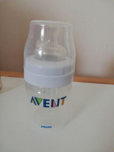 Bouteilles 125 ml avec taille 1 tétines AVENT classique
