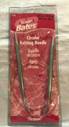 Vintage Boye and Susan Bates Circular Knitting Needles ALUMINUM Sizes FREE SHIP!