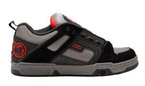 sale retailer 12747 d9d3a Dettagli su Scarpe DVS mod.Comanche Charcoal Black Leather skate hip hop  sdvs99