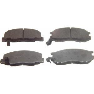 Disc Brake Pad Set-Semi Metallic Pads Front MD527 fits 91-96 Toyota Previa