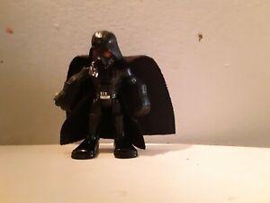 Darth vader Playskool Star Wars Galactic Heroes 2.5/'/' Action Figures Toys