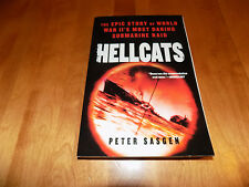 HELLCATS Sea of Japan World War II Pacific US Navy Subs Submarines Naval SC Book