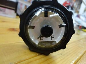 """. 2-1//4/"""" Snowmobile Threaded gas cap without gauge,"""