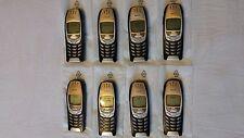 100%Genuine Nokia 6310i Refurbished UNLOCKED Sim BLACK GOLD Cheap and Rare Phone