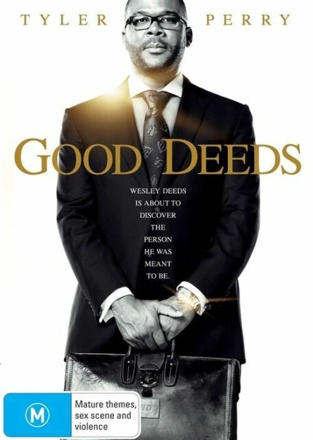 Good Deeds (DVD, 2012) DISK 3 & 4 ONLY