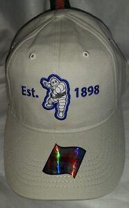 #442 Michelin Man Est. 1898 Khaki TekFlex S/M NWOT  Free Shipping