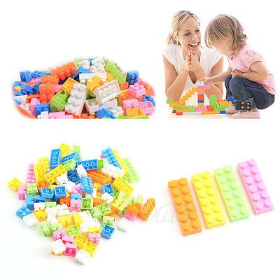 Hot Sale 144pcs Children Kids Plastic Building Blocks Puzzle Educational Toy