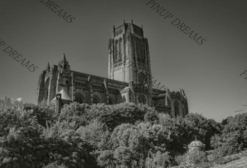 Digital Photograph in various sizes Cathedral Church of Christ in Liverpool