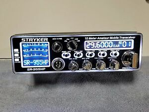 Stryker SR655 eBay CB RADIO t Ham radio How to
