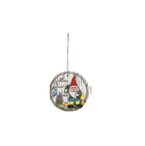 Gnome Hanging Plaque 3 Designs