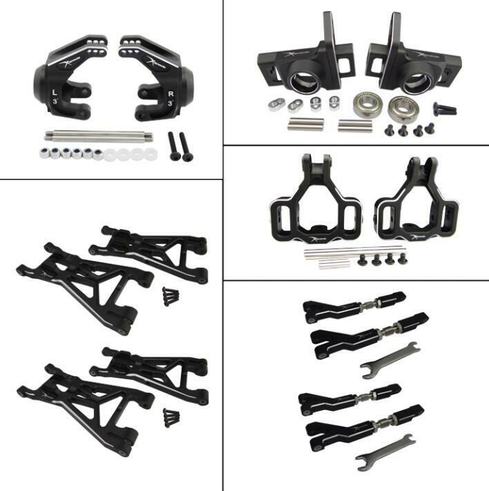 HPI Savage Flux 1/8 Aluminium Upgrade Versterkte Suspension Kit