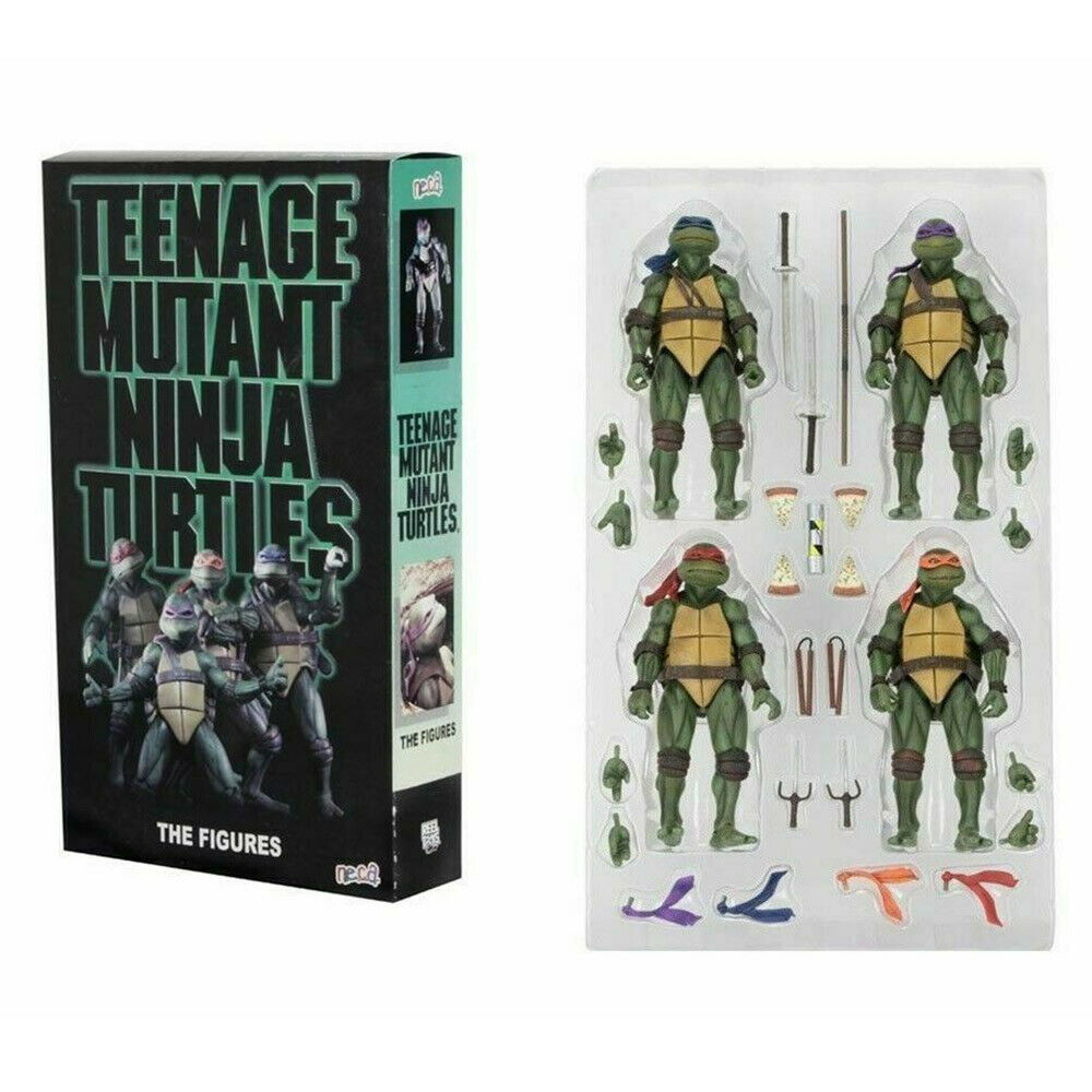 TMNT 7   Action Figure Teenage Mutant Tortues Ninja neca Enfants Jouets Limité  no.1 en ligne
