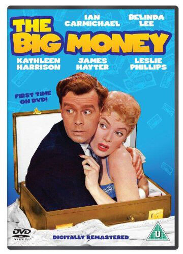 The Big Money DVD (2013) Ian Carmichael ***NEW***