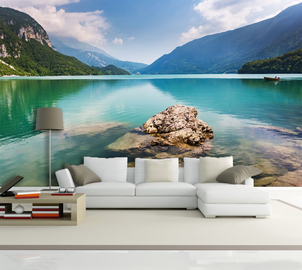 3D Grand Lake 1161 WallPaper Murals Wall Print Decal Wall Deco AJ WALLPAPER