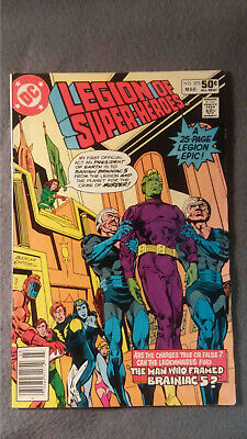 Super-Team Family #10 VG//FN DC Comics $4 flat rate Gemini Mailer 1977