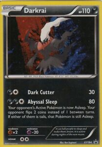 Darkrai-HOLO-Promo-XY-Set-XY194-M-NM-Pokemon-Karte-EN
