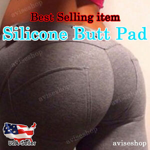 7fe1d9329f6 Big Butt Hip Up Silicone Buttocks Pads Enhancer body Shaper GIRDLE ...