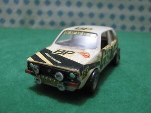 Vintage-Volks-GOLF-1-serie-034-Rally-MonteCarlo-1979-034-1-43-Transkit-Solido