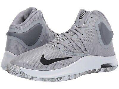 Nike AIR VERSITILE IV Mens Wolf GreyBlack White AT1199 003 Shoes | eBay