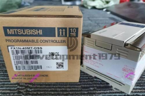 New One Mitsubishi PLC FX1N-40MT-DSS Programmable Controller FX1N40MTDSS