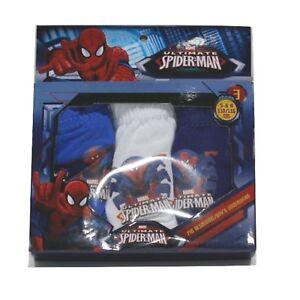 b595126fa0fed4 Caricamento dell'immagine in corso 3-Slip-bimbo-avengers-bambino-spiderman- Marvel-uomo-