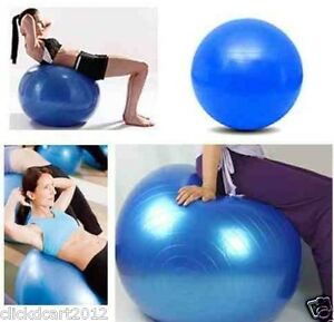 Fitness-Gym-Ball-Exercise-Yoga-Abdominal-Leg-Pregnancy-Workout-With-Pump-Green