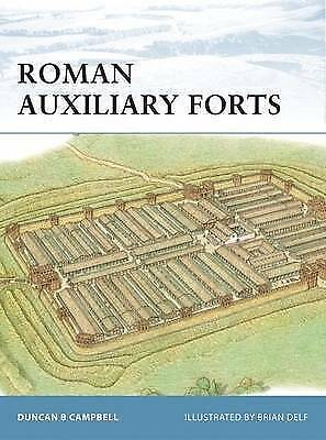 1 of 1 - Roman Auxiliary Forts 27 BC-AD 378 (Fortress)-ExLibrary