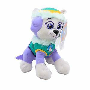 Image Is Loading 8 034 Paw Patrol Character Everest Stuffed Animal