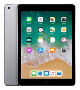 """Apple iPad (6.ª Generación) 9.7"""" 128GB Wi-Fi Tablet - Gris Espacial (MR7J2TY/A)"""