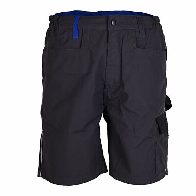 Das Beste Terratrend Job Basic Plus Herren Arbeitshose Shorts, Anthrazit
