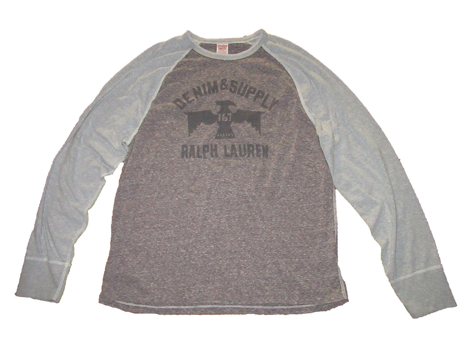 Ralph Lauren Denim and Supply Southwest Eagle Polo Soft Jersey T Shirt XL