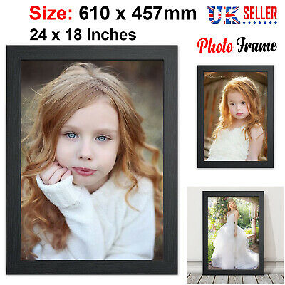 Modern PHOTO PICTURE POSTER Frame Certificate wall Mountable 24x18/'/'Inches NEW