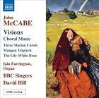 Visions: Choral Music by John McCabe (CD, Dec-2012, Naxos (Distributor))