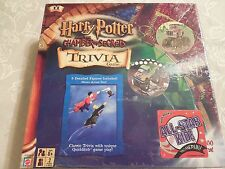 """MINT """"Harry Potter And The Chamber Of Secrets"""" Trivia Game with Quidditch Play"""