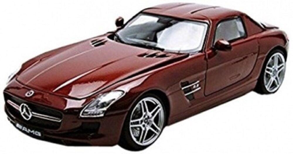 Diecast Car MotorMax (1 18) Mercedes-Benz SLS AMG (No. 79162)