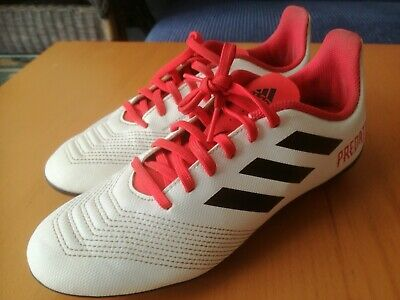 Adidas Kinder Fußballschuhe Predator 18.4 weiß, Gr. 38 wie NEU, 1x getragen | eBay