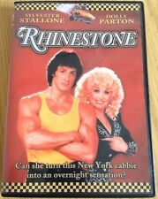 Rhinestone [1984] Dolly Parton and Sylvester Stallone [DVD]
