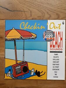 Various-Checkin-039-Out-Beach-Sounds-STYRL-010-Vinyl-LP-Album-Compilation