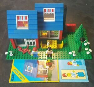 Lego-6370-week-end-Home-vintage-et-rare-1985