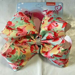 JOJO SIWA Flamingo /& Tropical Palm Leaves
