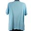 Misook-Light-Blue-Stretchy-Front-Pockets-Zip-Up-Top-Women-039-s-Size-Medium miniatuur 2