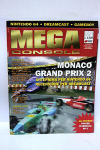 MEGA-CONSOLE-NUMERO-58-APRILE-1999-ANNO-6-MONACO-GP-CARMAGEDDON-GD1-64304