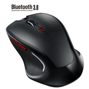 2-4-GHZ-6D-Bluetooth-3-0-Wireless-Gaming-Maus-Buero-Maeuse-einstellbare-2400-DPI