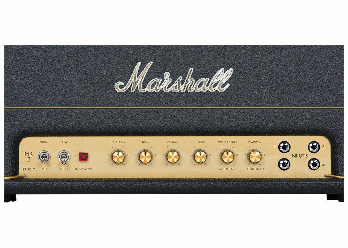 Marshall Studio Vintage SV20H 20W All-Valve Plexi Amplifier Head Used. Buy it now for 1066.12