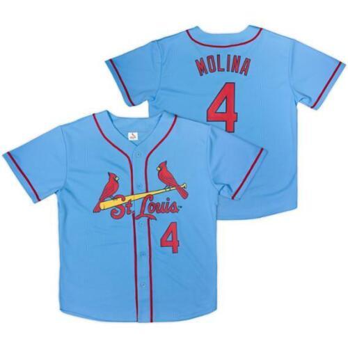 "St Louis Cardinals Kids ""Yadi"" Jersey"