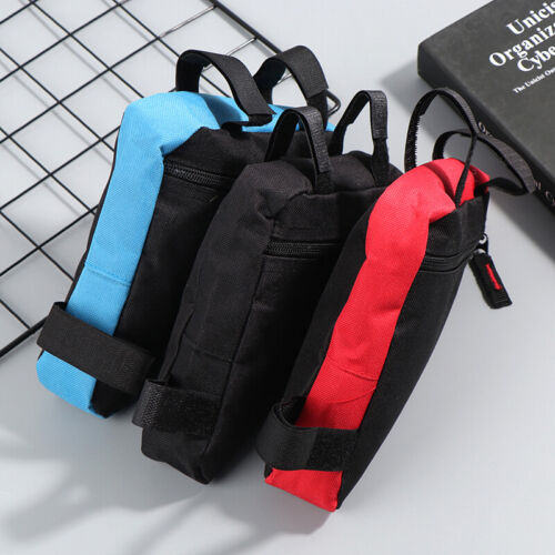 Bike Bicycle Cycling Bag Front Tube Frame Phone Bicycle Bags Triangle PouchB/_ws