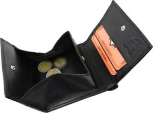 Damen-accessoires Und Kartenfächer Dauerhafte Modellierung Sonderabschnitt Wiener Schachtel-nappa Leder Schwarz Mit Schütte Mit Schein
