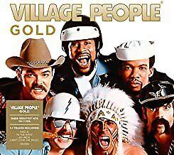 Village-People-Gold-3-CD-Digipak-NEW