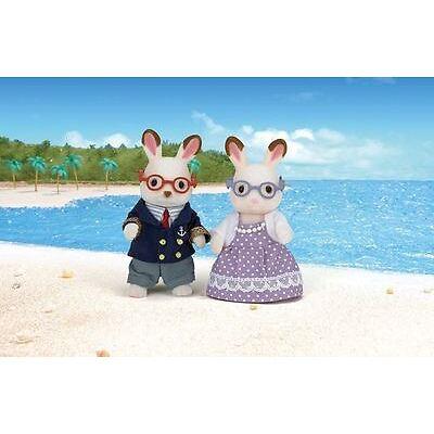 Calico Critters Hopscotch Grandparents